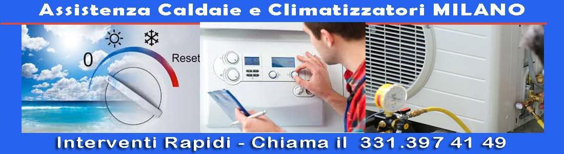 Caldaie – Climatizzatori – Milano